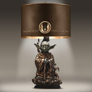 Yoda Table Lamp