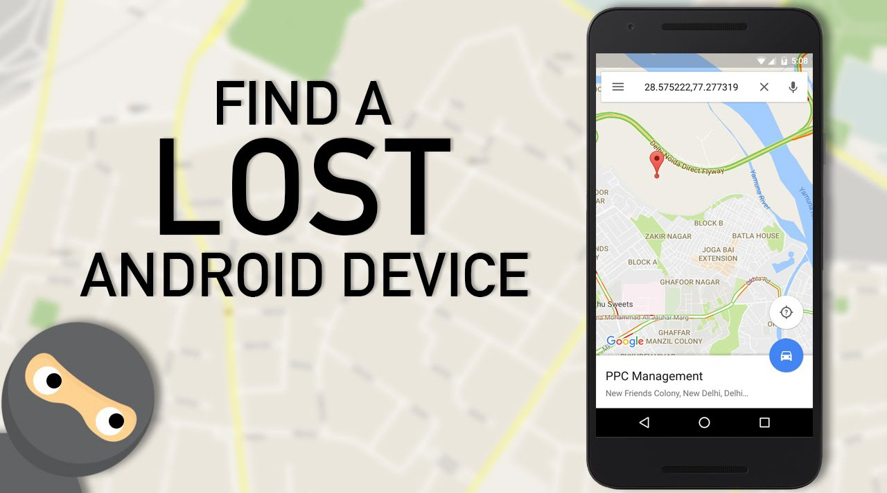 Locating a Stolen Android Phone via Find My Device and IMEI Tracking