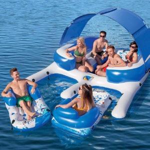 8-Person Island Raft 05