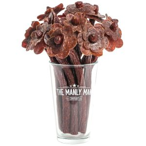 Beef Jerky Flower
