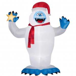 Bumble The Abominable Snow Monster