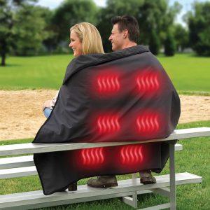 Cordless Heated Blanket