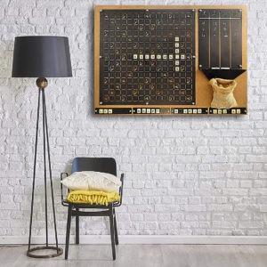 Giant Wall Scrabble 02