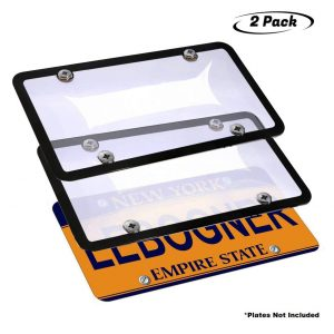 License Plate Cover 01