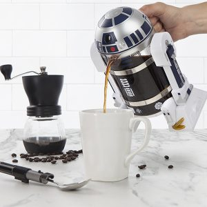 R2-D2 Coffee Press Ehi Main
