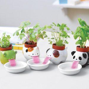 Self-Watering (Drinking Animal) Planter
