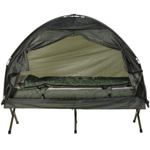 Tent With Air Mattress