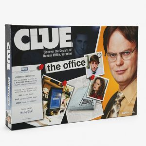 The Office Clue Board Game2