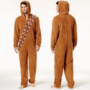 Chewbacca Adult Onesie 01