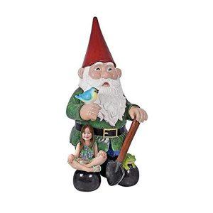 Giant Garden Gnome 01