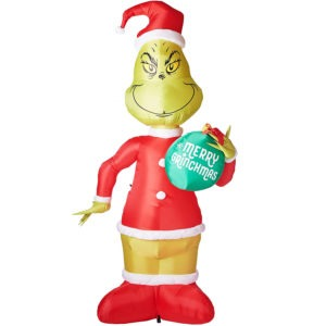 Giant Inflatable Grinch 4