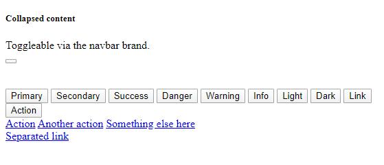 Laravel Bootstrap Unstyled