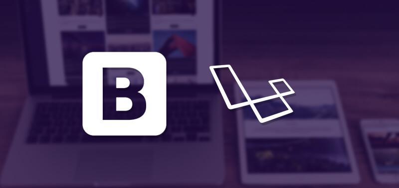 Laravel + Bootstrap